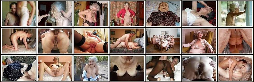 This site has the super content of nothing but older than dirt, it's beyond belief. Regularly updated with 100% amateur grannies!