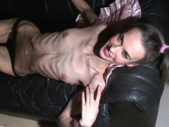 Anorexic Inna from skinnyfans.com