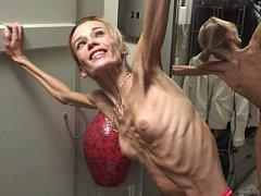 Sexiest anorexic looking skinnygirl