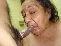 Amateurvery old mom fingering her ass and pussy
